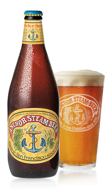 Anchor Steam Beer 4,9%