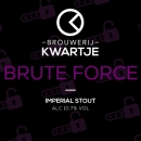 Kwartje Brute Force 10,7%