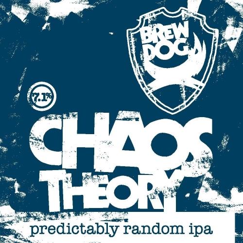 Brewdog Chaos Theory 7.1%