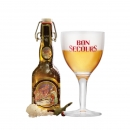 Brasserie Caulier - Bon Secours Blonde de Noël 10%