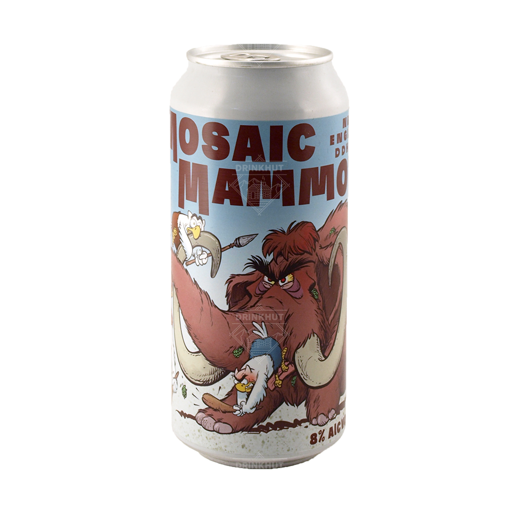 Het Uiltje Mosaic Mammoth 8,0%